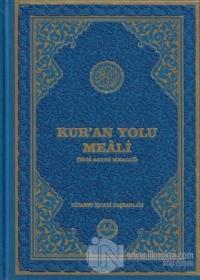 Kur'an Yolu Meali (Hafız Boy Bilgisayar Hatlı) (Ciltli)