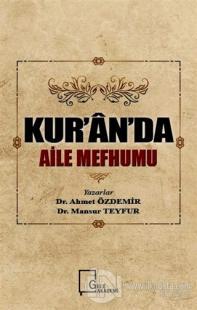 Kur'an'da Aile Mefhumu