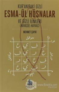 Kur'an'daki Gizli Esma-ül Hüsnalar ve Gizli İlimleri