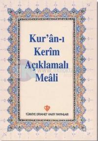 Kuranı Kerim Meali (Hafız boy)