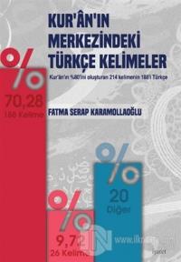 Kur'an'ın Merkezindeki Türkçe Kelimeler