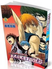 Kuroko'nun Basketbolu 2 %35 indirimli Tadatoşi Fujimaki