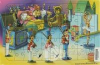 Kurşun Asker Puzzle