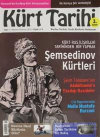 Kürt Tarihi Dergisi Sayı: 1 Haziran - Temmuz 2012