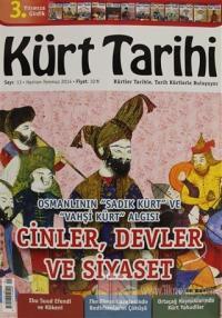 Kürt Tarihi Dergisi Sayı: 13 Haziran - Temmuz 2014