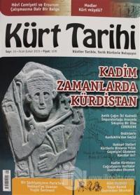 Kürt Tarihi Dergisi Sayı: 16 Ocak - Şubat 2015