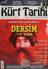 Kürt Tarihi Dergisi Sayı: 17 Mart - Nisan 2015