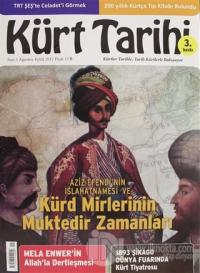 Kürt Tarihi Dergisi Sayı: 2 Ağustos - Eylül 2012