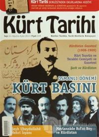 Kürt Tarihi Dergisi Sayı: 8 Ağustos - Eylül 2013