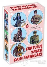 Kurtuluş Savaşı Kahramanları Seti (5 Kitap Takım)