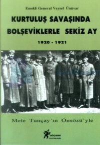 Kurtuluş Savaşında Bolşeviklerle Sekiz Ay 1920 - 1921