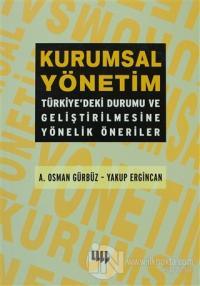 Kurumsal Yönetim %15 indirimli A. Osman Gürbüz