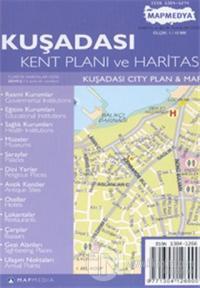 Kuşadası Kent Planı ve Haritası Kuşadası City Plan & Map