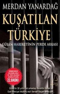 Kuşatılan Türkiye - Gülen Hareketinin Perde Arkası %25 indirimli Merda