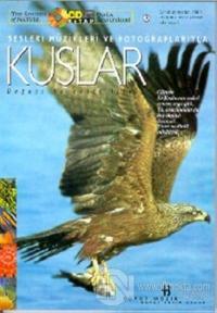 Kuşlar Doğa Senfonileri Sesleri Müzikleri ve Fotoğraflarıyla (Kitap+CD) (Ciltli)
