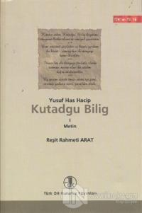Kutadgu Bilig - 1. Metin