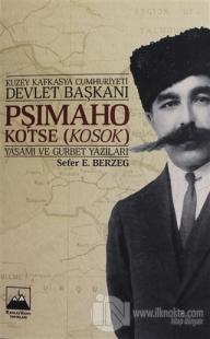 Kuzey Kafkasya Cumhuriyeti Devlet Başkanı Pşimaho Kotse (Kosok)