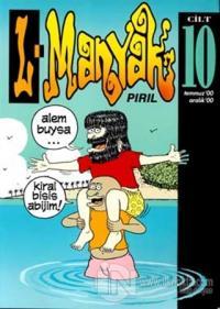 L-Manyak Pırıl Cilt 10 Temmuz-Aralık 2000