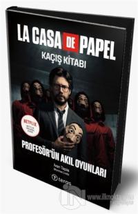 La Case De Papel Kaçış Kitabı - Profesör'ün Akıl Oyunları (Ciltli) (Ma