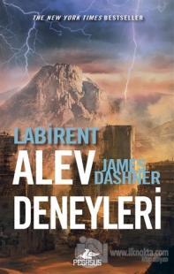 Labirent: Alev Deneyleri %25 indirimli James Dashner