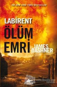 Labirent : Ölüm Emri %25 indirimli James Dashner