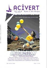 Lacivert Öykü ve Şiir Dergisi Sayı: 20 (Mart-Nisan 2008)