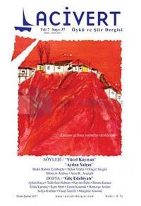 Lacivert Öykü ve Şiir Dergisi Sayı: 37