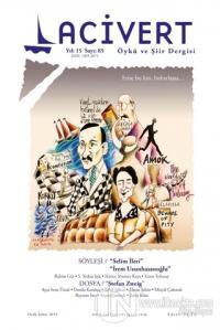 Lacivert Öykü ve Şiir Dergisi Sayı: 85 Ocak - Şubat 2019