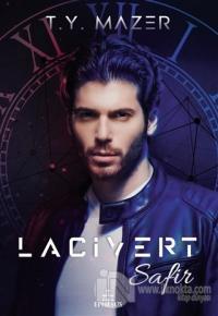 Lacivert: Safir (Poster ve Ayraç Hediyeli) (Ciltli)