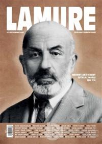 Lamure Dergisi Sayı: 12-13 Nisan Mayıs 2021 Kolektif