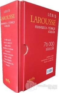 Larousse Fransızca - Türkçe Sözlük (Ciltli)