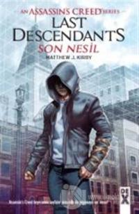 Last Descendants: Son Nesil (Ciltli)