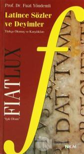 Latince Sözler ve Deyimler (Ciltli)