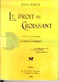 Le Droit Du Croissant