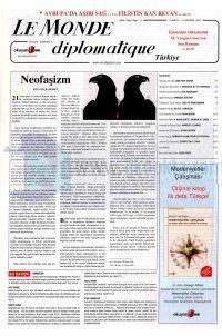 Le Monde Diplomatique TürkiyeSayı: 3
