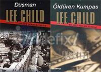 Lee Child Polisiyeleri Seti 7. Grup (2 Kitap Takım)