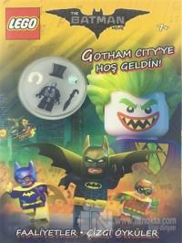 Lego Batman Gotham City'ye Hoş Geldin