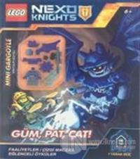 Lego Nexo Knights - Güm, Pat, Çat