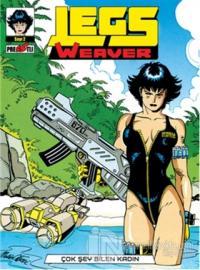 Legs Weaver Cilt 2: Çok şey Bilen Kadın