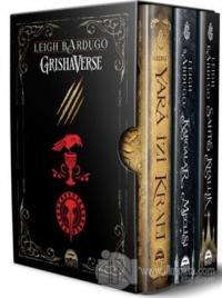 Leigh Bardugo Kutu Set - 2 (3 Kitap Takım) (Ciltli)