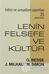 Lenin Felsefe ve Kültür Guy Besse