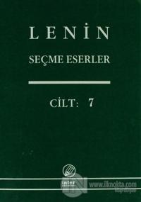 Lenin Seçme Eserler Cilt: 7