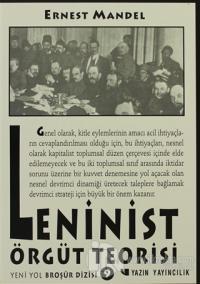 Leninist Örgüt Teorisi %10 indirimli Ernest Mandel
