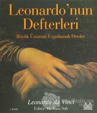 Leonardo'nun Defterleri (Ciltli)