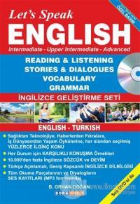 Let's Speak English (Özel Basım)
