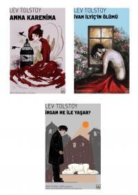 Lev Nikolayeviç Tolstoy 3 Kitap Takım
