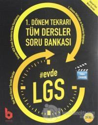LGS 1. Dönem Tekrarı Tüm Dersler Soru Bankası