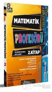 LGS 8. Sınıf Matematik Profesörü 2. Kitap