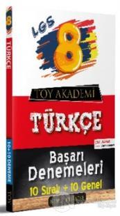 LGS 8. Sınıf Türkçe 10 Sıralı - 10 Genel Başarı Denemeleri