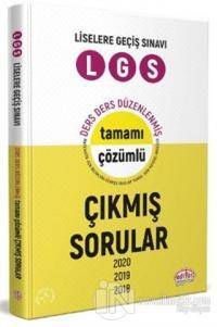 LGS Çıkmış Sorular ve Çözümleri
